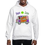 Groovy Van Hooded Sweatshirt