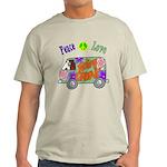 Groovy Van Light T-Shirt