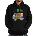 Groovy Van Hoodie (dark)