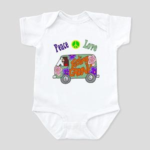 Groovy Van Infant Bodysuit