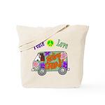 Groovy Van Tote Bag