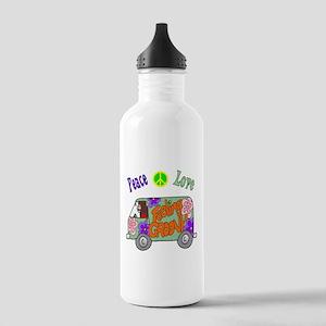 Groovy Van Stainless Water Bottle 1.0L