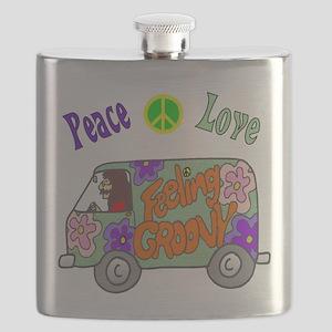 Groovy Van Flask