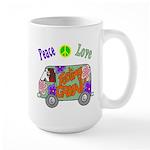 Groovy Van Large Mug
