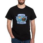 Burger and Fries BFFs Dark T-Shirt