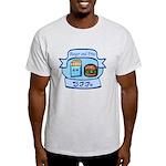 Burger and Fries BFFs Light T-Shirt
