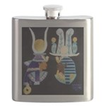 ancient Egyptian rulers 3 Flask