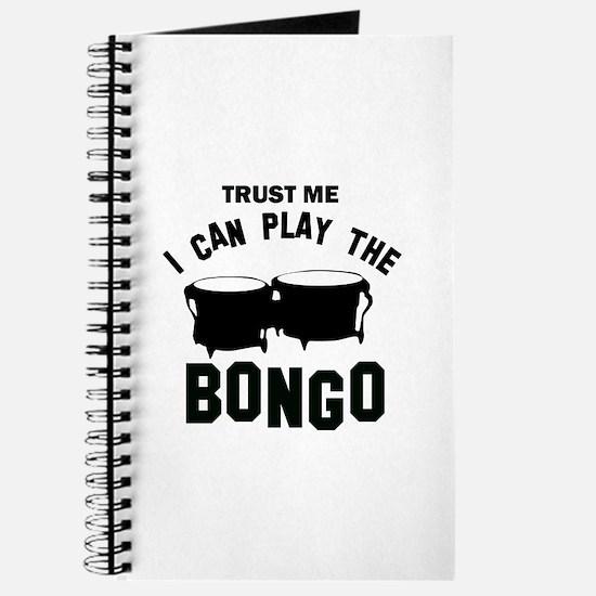 Cool Bongo designs Journal