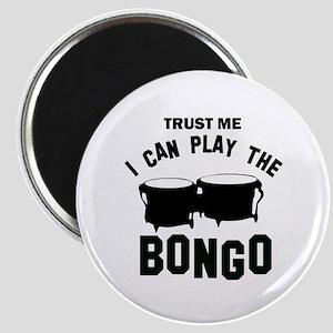 Cool Bongo designs Magnet