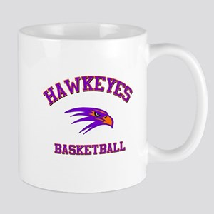 Hawkeyes Team Logo Mug