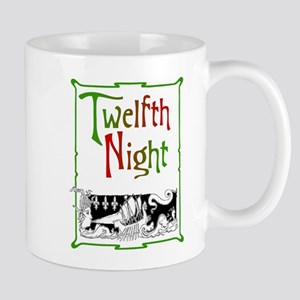 Twelfth Night Mug