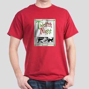 Twelfth Night Dark T-Shirt