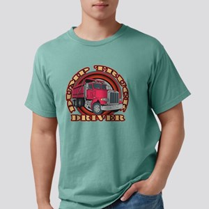 dump-truck-center-2 Mens Comfort Colors Shirt