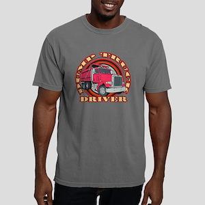 dump-truck-center-2 Mens Comfort Colors Shirt