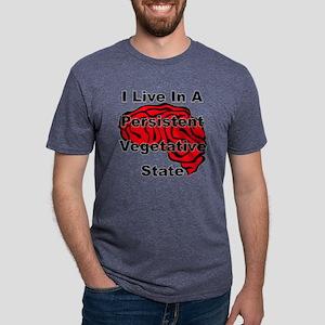 state Mens Tri-blend T-Shirt