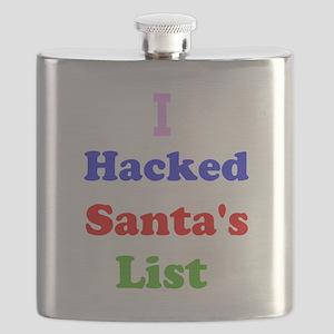 I hacked santas list Flask