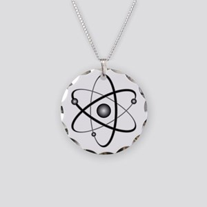 10x10_apparel_Atom Necklace Circle Charm