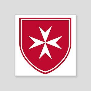 Cross of Malta Sticker