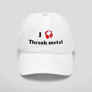 Thrash metal music Cap