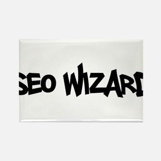 SEO Wizard - Search Engine Optimization Rectangle