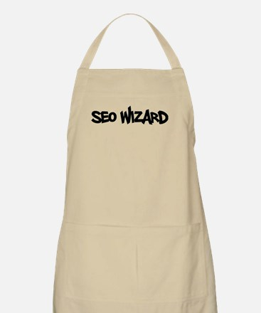 SEO Wizard - Search Engine Optimization Apron