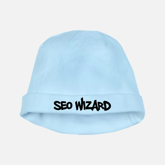 SEO Wizard - Search Engine Optimization baby hat