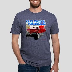 ol_442_bk Mens Tri-blend T-Shirt