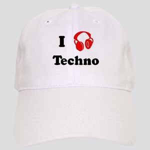 Techno music Cap