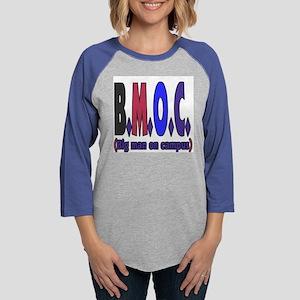 bmoc Womens Baseball Tee