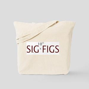 Sig Figs Tote Bag