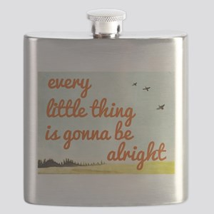 Every Little Thing is Gonna be Alright Flask