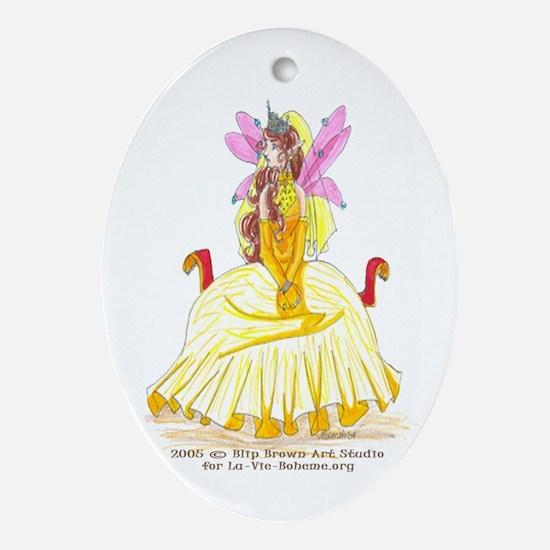Enchanted Lands Ornament - LELIE