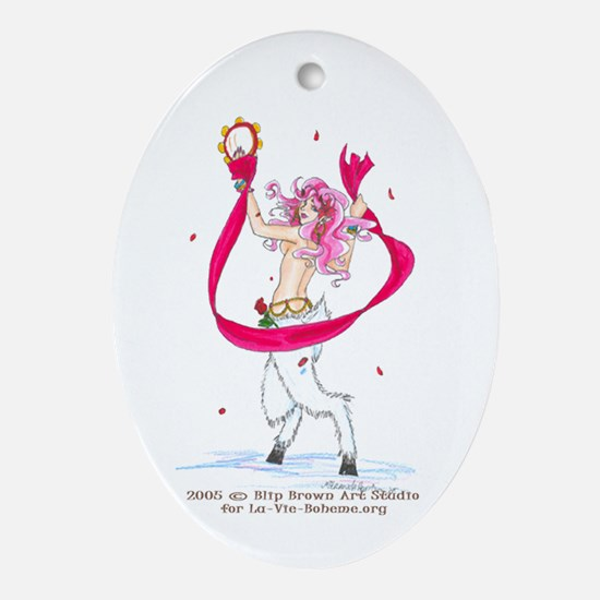 Enchanted Lands Ornament - CALLIOPE