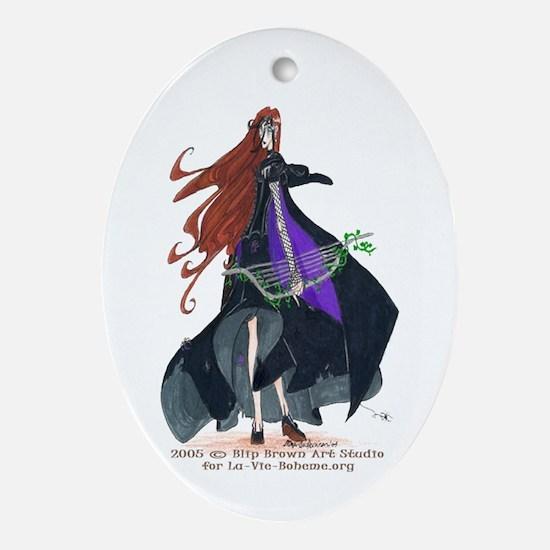 Enchanted Lands Ornament - AEON