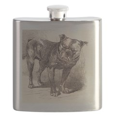 One of the Old School Flask