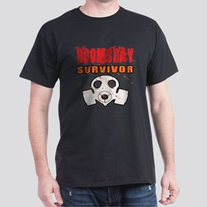 DOOMSDAY SURVIVOR Dark T-Shirt