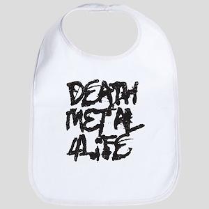 Death Metal 4 Life Bib
