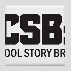 CSB: Cool Story Bro Tile Coaster