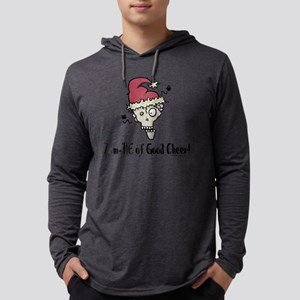 zombieofgoodcheer Mens Hooded Shirt