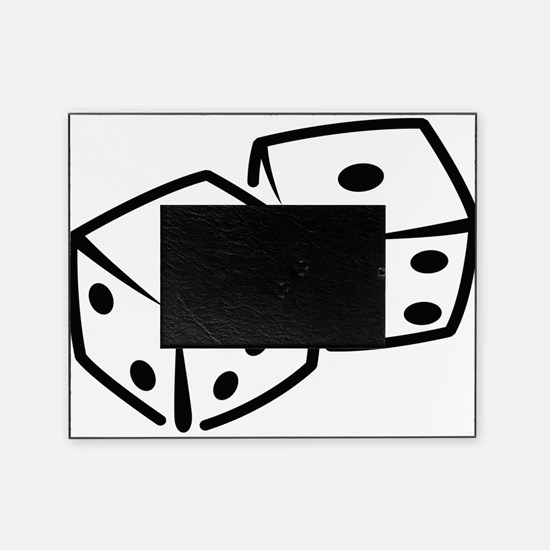 Dice Picture Frame