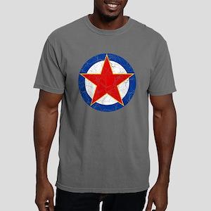 S F R Yugoslavia Roundel Mens Comfort Colors Shirt