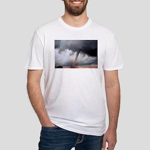 Tornado Fury Fitted T-Shirt