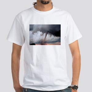 Tornado Fury White T-Shirt