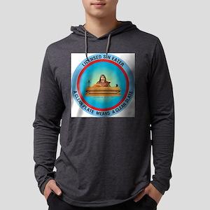 ROTS_0113 Mens Hooded Shirt