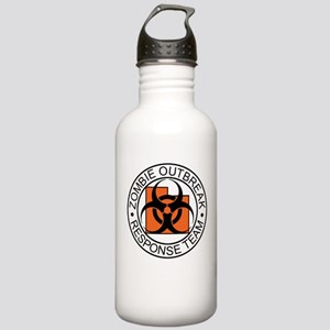Zombie Outbreak Stainless Water Bottle 1.0L