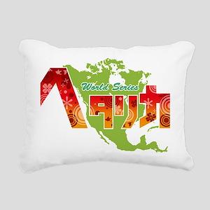 Hetarica Rectangular Canvas Pillow