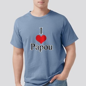 heartpapou Mens Comfort Colors Shirt