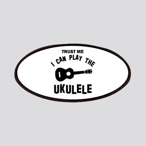Cool Ukulele designs Patches