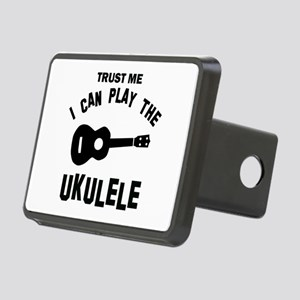 Cool Ukulele designs Rectangular Hitch Cover