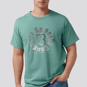 13IsMyLuckyNumber Mens Comfort Colors Shirt